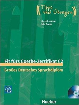 Fit fürs Goethe-Zertifikat.